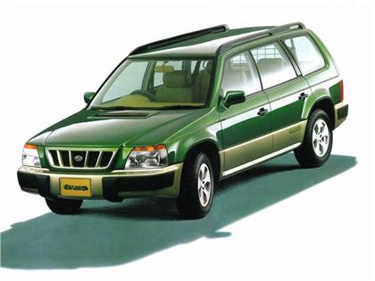 1995 Subaru Streega