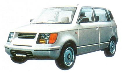 1995 Daihatsu X-1