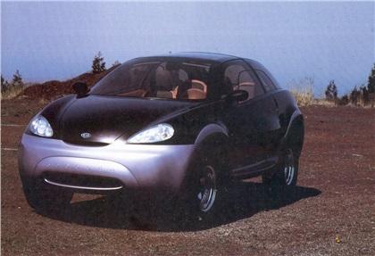 1995 Kia KMX-3