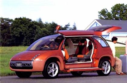 1995 Mitsubishi Gaus