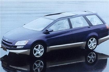 1995 Subaru Alpha-Exiga