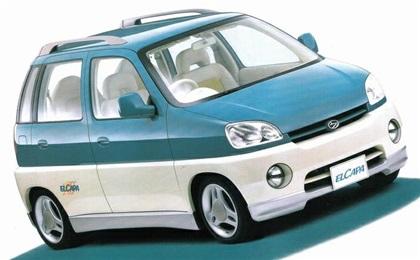 1995 Subaru Elcapa