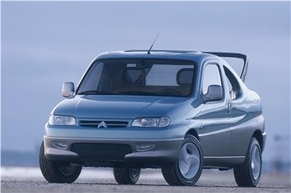 1996 Citroen Berlingo Coupe de Plage (Bertone)