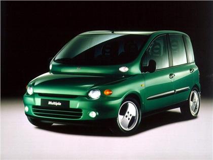 1996 Fiat Multipla Concept