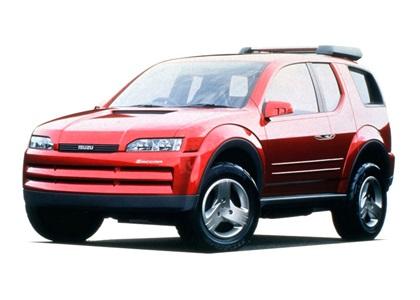 1997 Isuzu ZACCAR