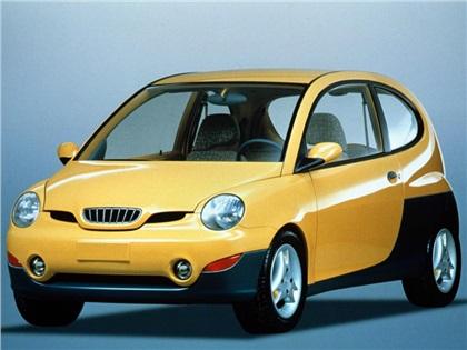 1997 Daewoo Matiz