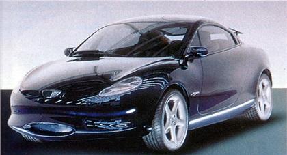1997 Daewoo Mya
