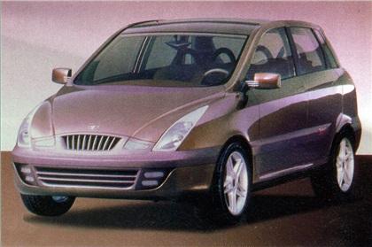 1997 Daewoo Tacuma