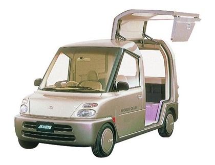 1997 Daihatsu Akindo
