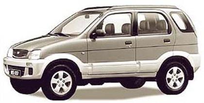 1997 Daihatsu MS-X97