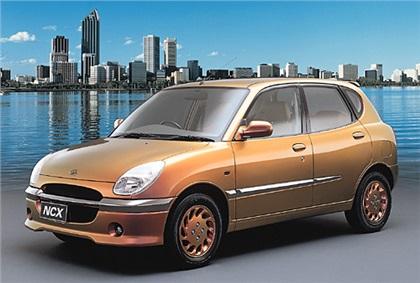1997 Daihatsu NCX