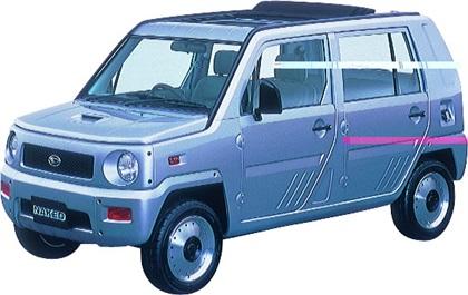 1997 Daihatsu Naked (X070)