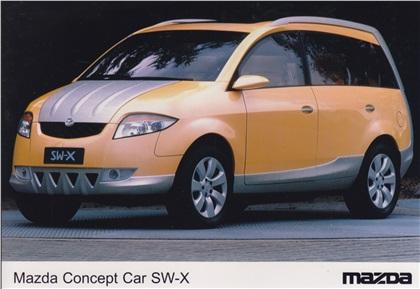 1997 Mazda Sw X Concepts