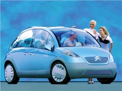 1998 Citroen С-3 Concept