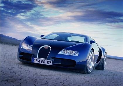 1999 Bugatti EB 18.4 Veyron
