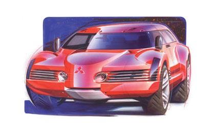 1999 Mitsubishi SSU