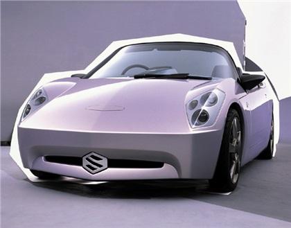 1999 Suzuki EV Sport