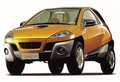 1999 Daewoo DMS-1