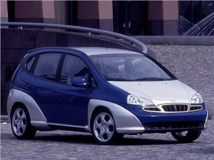 1999 Daewoo Tacuma Sport