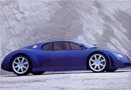 1999 Bugatti EB 18/3 Chiron (ItalDesign)