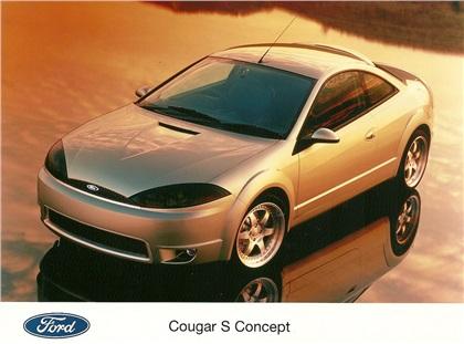 1999 Mercury Cougar S