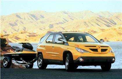 1999 Pontiac Aztec