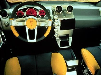 Pontiac aztek concept vs. production