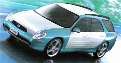 1999 Subaru Fleet-X