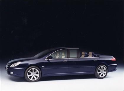 2000 Peugeot 607 Paladine (Heuliez)