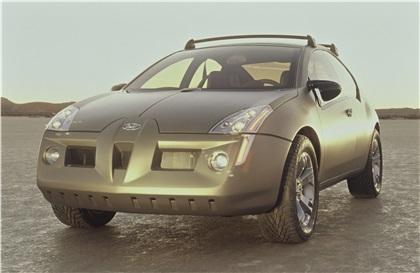 2000 Hyundai HCD-V Crosstour