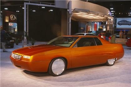 Cadillac Eldorodo, 2000