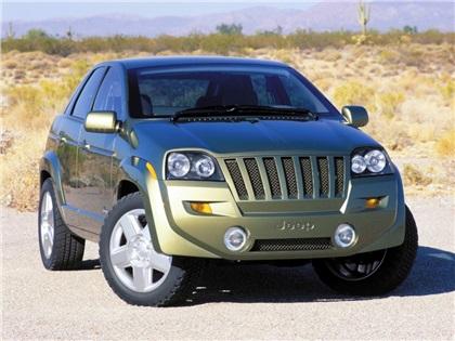 2000 Jeep Varsity