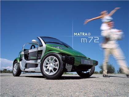 2000 Matra M72
