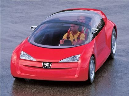 2000 Peugeot Bobslid