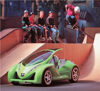 2000 Peugeot VrooMster