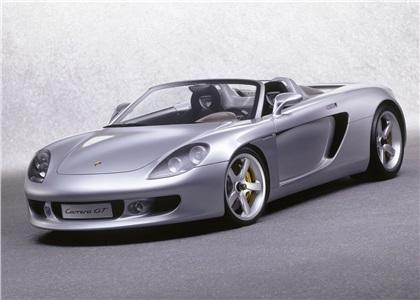 2000 Porsche Carrera GT
