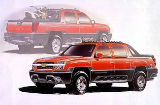 2000 Chevrolet Avalanche