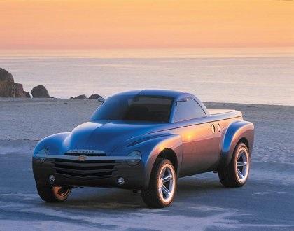 2000 Chevrolet SSR
