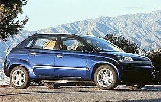 2000 Chevrolet Traverse