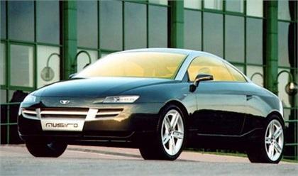 2000 Daewoo Musiro
