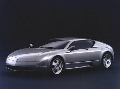 2000 DeTomaso Pantera