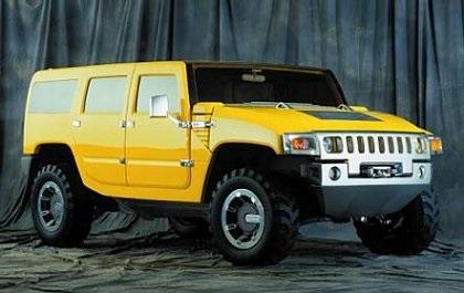 2000 Hummer H2