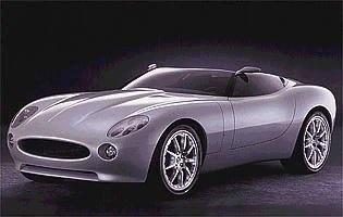 2000 Jaguar F-Type