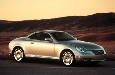 2000 Lexus SC 430