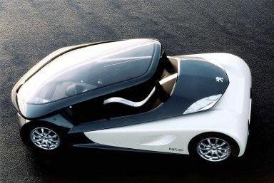 2000 Peugeot Kart Up