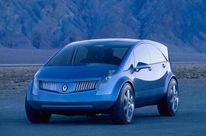 2000 Renault Koleos
