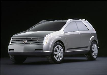 2001 Cadillac Vizon