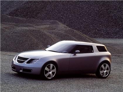 2001 Saab 9X (Bertone)