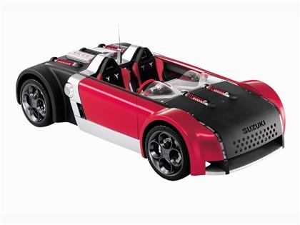 2001 Suzuki GSX-R/4