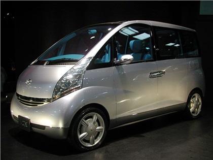 2001 Daihatsu FF Ultra Space